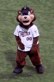 6ea79b2f7c9 List of Major League Baseball mascots - Wikipedia