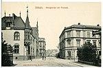 08727-Döbeln-1907-Königstraße mit Postamt-Brück & Sohn Kunstverlag.jpg