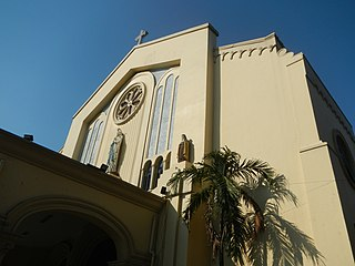 National Shrine of Our Lady of Lourdes Church in Philippines , Philippines