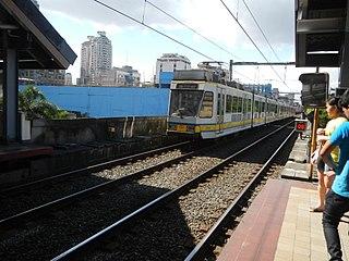 LRT Line 1 (Metro Manila) Manila Metro line