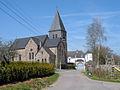 0 Roumont-sur-Ourthe - église et château Casaquy.jpg