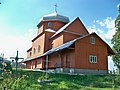1. Нагуєвичі.Церква Св.Миколи (дер.).JPG