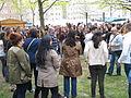 1. Mai 2013 in Hannover. Gute Arbeit. Sichere Rente. Soziales Europa. Umzug vom Freizeitheim Linden zum Klagesmarkt. Menschen und Aktivitäten (234).jpg