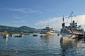 100 Jahre Dampfschiff Stadt Rapperwil - Hafenfest Rapperswil - 'Rosenempfang' - 50 Jahre MS Helvetia 2014-05-23 19-29-06.JPG