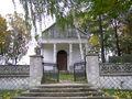 10 Kościelec cmentarz - kaplica z 1859 r. (20.X.2007).JPG