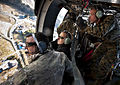 110313-F-NW653-353 USAF-Marines joint SAR team look over the disastrous aftermath of Sendai Airport.jpg
