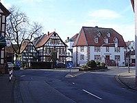 121 Marktplatz, Stadtbibliothek und Hotel Aloisius.jpg