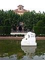 124 Desconsol de Josep Llimona, parc de la Ciutadella.JPG
