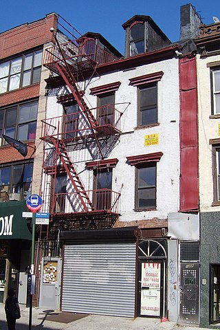 """135 Bowery"" by Beyond My Ken - Own work. Licensed under Creative Commons Attribution-Share Alike 3.0-2.5-2.0-1.0 via Wikimedia Commons - https://commons.wikimedia.org/wiki/File:135_Bowery.jpg#mediaviewer/File:135_Bowery.jpg"