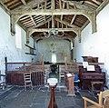 13 century Llangelynnin Church, Gwynedd, Wales - Eglwys Llangelynnin 71.jpg