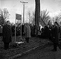 14.02.65 Inauguration rue Latécoère avec la famille, M. Maziol et Didier Daurat (1965) - 53Fi2246 (cropped).jpg
