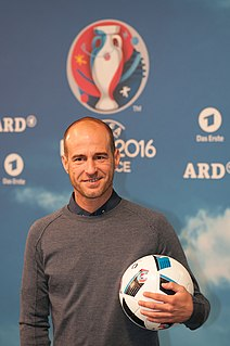 Mehmet Scholl German footballer