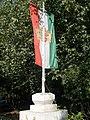 1848-as szabadságharc emlékmű, angyalcímeres, 2019 Kunszentmiklós.jpg