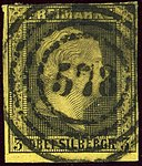 1850issue 3Sgr Preussen 578 Hamburg Mi4a.jpg