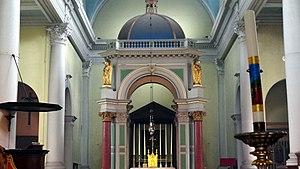 St Mary's Church, Islington - Ciborium in St Mary's Church