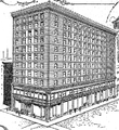 1901 proposed Paddock building TremontSt BostonGlobe March27.png