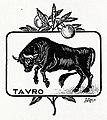 1904-04-16, Blanco y Negro, Tavro, Arija (cropped).jpg