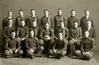 1910 Michigan Wolverines football team - Image: 1910 Michigan Wolverines football team