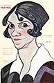 1919-06-01, La Novela Teatral, Emilia Gómez (La Checa), Tovar.jpg