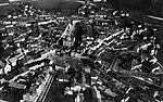 1920 circa Johann Czermak Luftbildfotografie über Traunstein.jpg