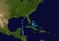1924 Atlantic tropical storm 8 track.png