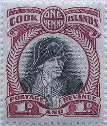 Briefmarke Cook Islands Block