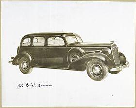 buick roadmaster first generation