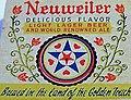 1960 - Neuweiler Brewery - Matchcover - Allentown PA (cropped).jpg