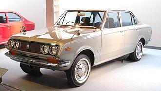 Toyota Corona - 1968 Corona Mark II