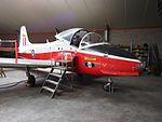 1972 BAC 84 Jet Provost T5A XW425 photo 2.JPG