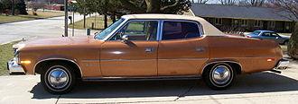AMC Matador - 1978 AMC Matador sedan