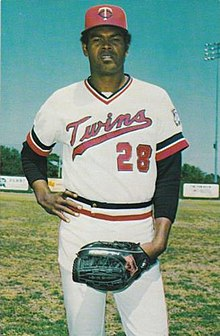 1981 Minnesota Twins Postcards Al Williams.jpg