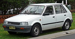 1985-1987 Daihatsu Charade (G11) CX 5-door hatchback 01.jpg