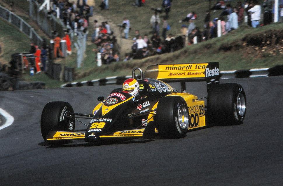 1985 European GP Martini