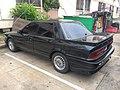1989 Mitsubishi Galant (E-E33A) AMG Sedan (13-10-2017) 07.jpg