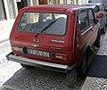 1991 Lada Niva 1600 Elysée, rear.jpg