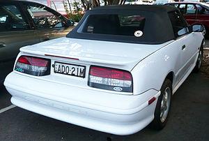 Ford Capri (Australia) - 1993–1994 Ford Capri (SE) XR2 convertible