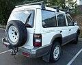 1994 Mitsubishi Pajero (NJ) GL wagon (2009-08-29) 02.jpg