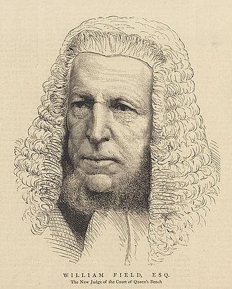 William Field, 1st Baron Field - Image: 1st Lord Field