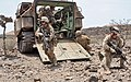 1st platoon, Alpha Company, 1st Battalion, 9th Marine Regiment, 24th MEU, Djibouti, 2010.jpg