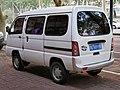 2001 FAW-Jilin Jiabao CA6361A1, rear 8.3.18.jpg