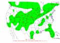 2002-10-02 24-hr Precipitation Map NOAA.png