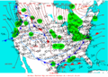 2004-01-30 Surface Weather Map NOAA.png