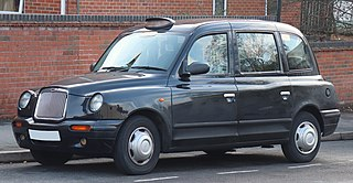 Hackney carriage car for hire