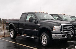 2006 Ford F-350 Super Duty FX4