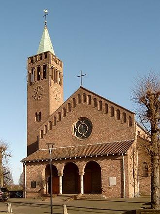 Driel - Image: 2007 01 14 12.32 Driel, kerk bij Polenplein