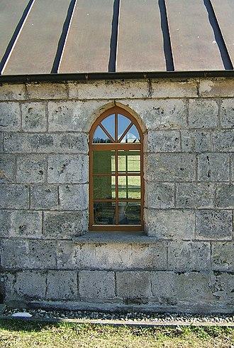 Fanlight - Image: 2007 04 08Deilingen Kapelle 05