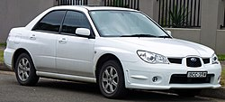 2007 Subaru Impreza (GD9 MY07) Luxury sedan (2010-11-28).jpg