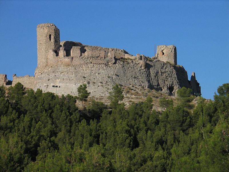 File 20080817 calatayud wikimedia commons - Castillo de ayud calatayud ...