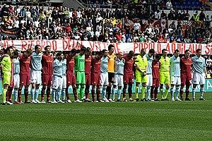 Derby della Capitale - Image: 2008 09 Lazio Roma 108